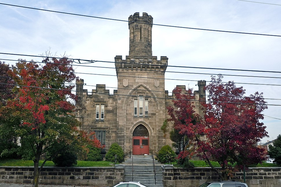 Central Norristown Historic District
