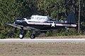 North American T-6G Texan Takeoff TICO 13March2010 (14596212981).jpg