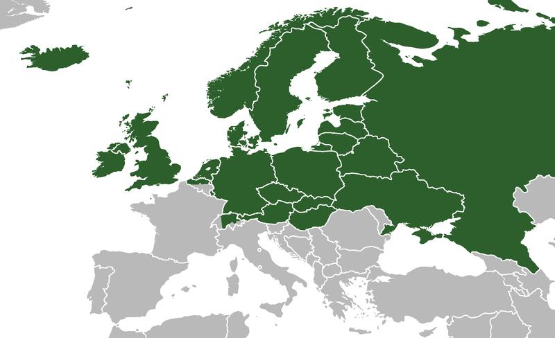 Europa del sur vs Europa del norte - ForoCoches