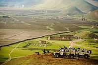 Norwegian soldiers in Faryab Province