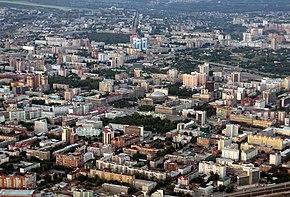 Щебень и песок в Новосибирске