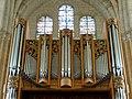 Noyon (60), cathédrale Notre-Dame, avant-nef, grandes-orgues 2.jpg