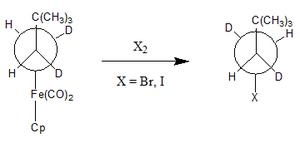 Nucleophilic abstraction - Image: Nuc. Abs. Fig 1.1