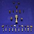 Nuovo regno-epoca tarda, amuleti per lo più in faience, 1550-332 ac ca.jpg