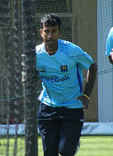 Nuwan Kulasekara Sri Lankan cricketer