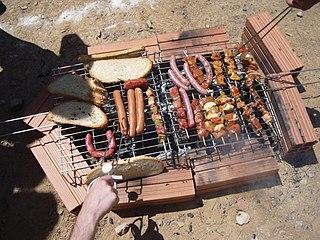 Gridiron (cooking) casserole