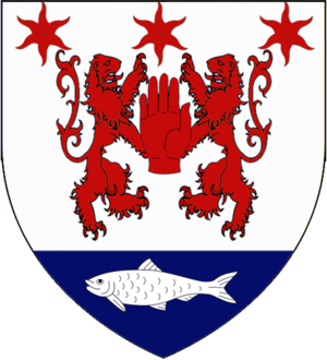 O'Neill dynasty - Image: O'Neill coat of arms