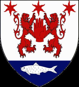 O'Neill dynasty - Image: O'Neill coat of arms