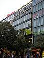 Obchodní dům Lindtův, Astra (Nové Město), Praha 1, Václavské nám. 773, Nové Město.JPG