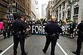 Occupy LA LAPD Line.jpg
