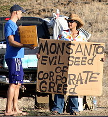 The Monsanto monster wants to eat your rights