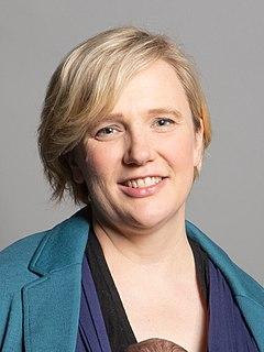Stella Creasy British Labour Co-op politician