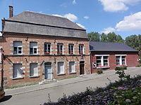 Ohis (Aisne) mairie.JPG