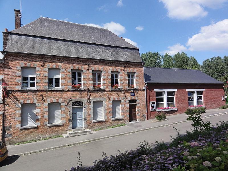 Ohis (Aisne) mairie