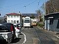 Okayama Electric Tramway Higashiyama rail yard - panoramio (1).jpg