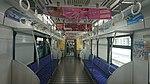 Okinawa Monorail 1000 series interior (2017).jpg