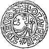 Olaf Scotking of Sweden coin 1910.jpg