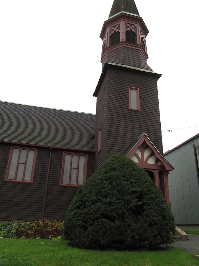 St. James Episcopal Church (Old Town, Maine)