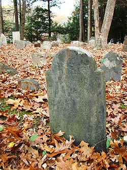Old Kinne Burial Grounds, Griswold.JPG