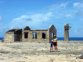 Bonaire Park Island