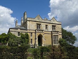 Hasfield - Image: Old Rectory Hasfield
