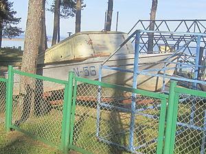 Old boat in Nida yc.JPG