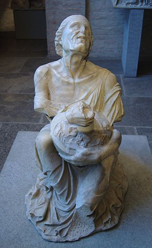Old Drunkard - The Old Drunkard; Glyptothek, München