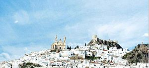 White Towns of Andalusia - Olvera