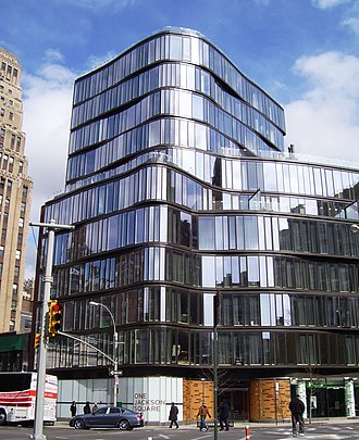 Greenwich Avenue - One Jackson Square at 122 Greenwich Avenue