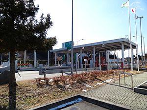 小野IC(料金所付近) 小野IC(料金所付近) 所属路線 磐越自動車道  小野インターチェンジ
