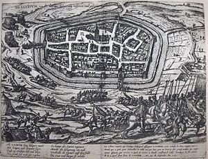 Siege of Lochem (1582) - Image: Ontzet Lochem 1583
