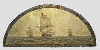 'Onze baanbrekers': zeventiende-eeuwse schepen in volle zee