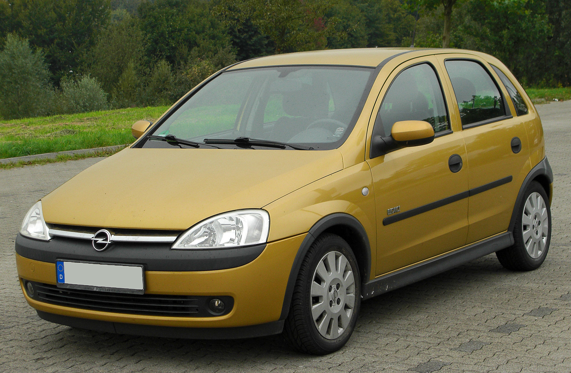 opel corsa c wikipedia. Black Bedroom Furniture Sets. Home Design Ideas
