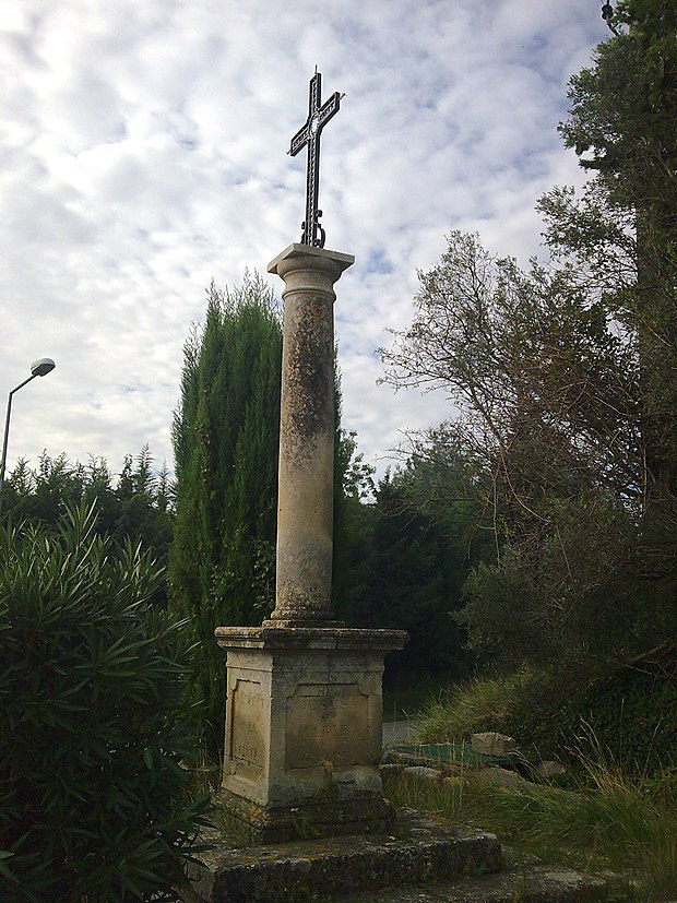 Monument historique à Paradou