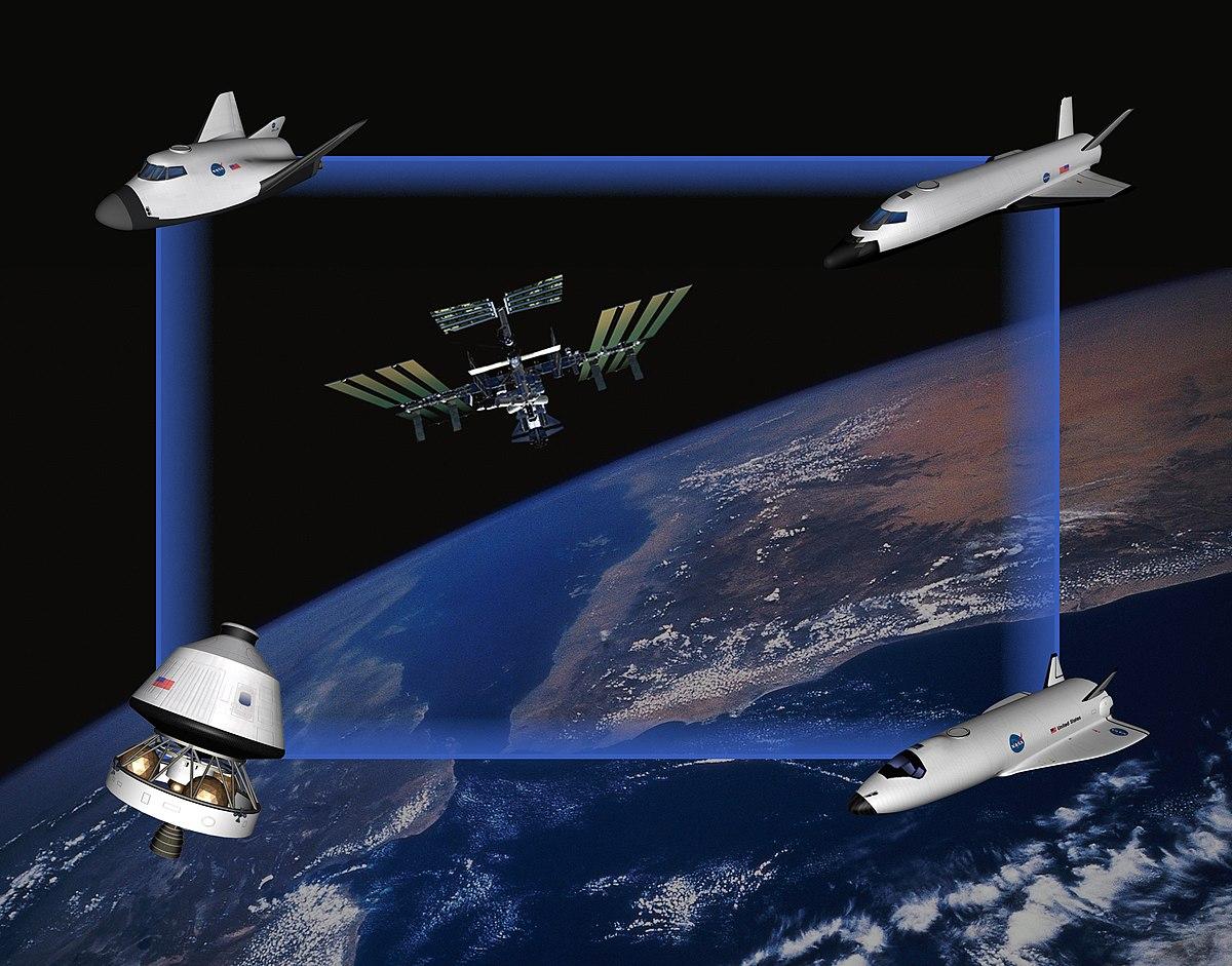 Orbital Space Plane Program - Wikipedia
