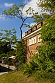 Ornamental building in the botanical garden of Lund, 24.08.2016.jpg