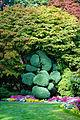 Ornate topiary, Beacon Hill Park - 2971265532.jpg