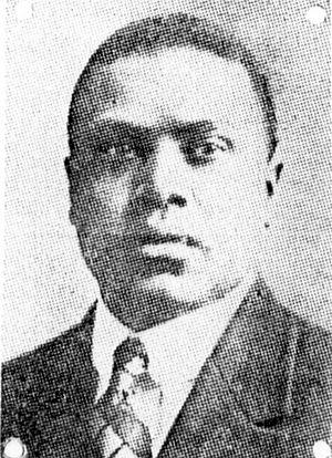 Oscar Micheaux - Oscar Micheaux in 1919.