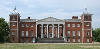 Osterley Park - Image: Osterley Park House, London 25June 2009 rc
