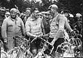 Ottavio Bottechia, Joseph Van Dam, Tour de France 1926 btv1b9025682b.jpg