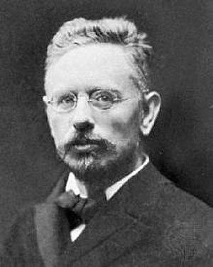 Otto Jespersen - Otto Jespersen, 1915.