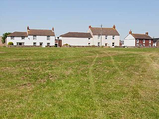Oughterby human settlement in United Kingdom