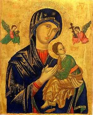 Patronage of the Blessed Virgin Mary - Our Lady of Perpetual Help