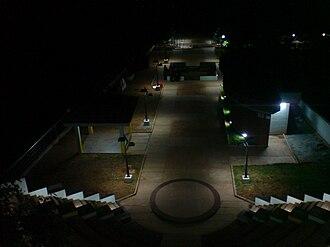 Overbury's Folly - Night view