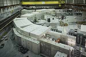 Super Proton–Antiproton Synchrotron - Overview of the Antiproton Accumulator (AA) at CERN