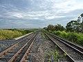 Pátio da Estação Ferroviária de Itu - Variante Boa Vista-Guaianã km 203 - panoramio (2).jpg