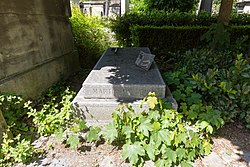 Tomb of Martin and Denaptre