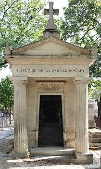 Père-Lachaise - Division 36 - Boscary 01.jpg