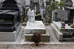 Tomb of Aidan