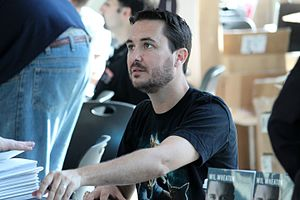 PAX (event) - Actor Wil Wheaton signs autographs at PAX 2009